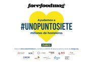 Apoyo a #UNOPUNTOSIETE millones de Hosteleros