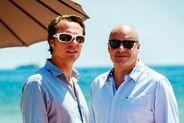 Benítez y Brown, gerente y presidente de Ocio de Ibiza | FaceFoodMag