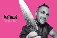 El chef Matheus Porticchio, te trae los sabores del mundo a tu casa