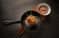 El queque canario con chorizo palmero del chef Jonay Hernández