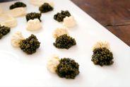 Receta Rafa Zafra: Coliflor y caviar