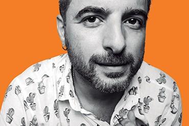 Simone Masuzzo, tribute to his mentor: Pippo Caprice