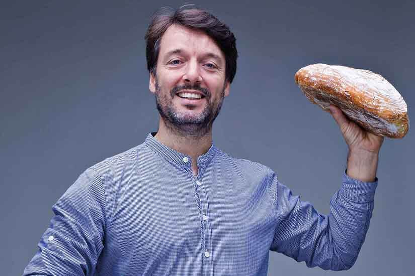Ibán Yarza, the bread guru | FaceFoodMag