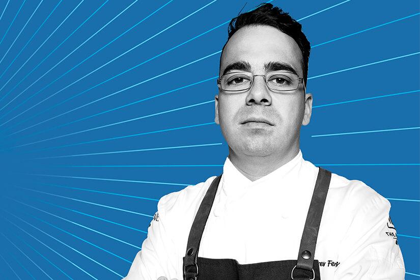 Andrés Fernández. The 7 food concepts of 7Pines Resort Ibiza
