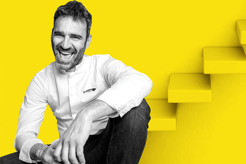 """Antonio D'Angelo: """"The gastronomic scene in Formentera is growing at a surprising speed"""""""