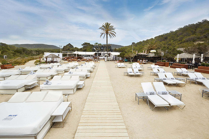 Blue Marlin Ibiza. The 'white island' is seduce by fine dining