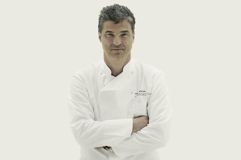 El chef Carles Abellan participó como ponente en 'We Are FaceFood Ibiza 2019'