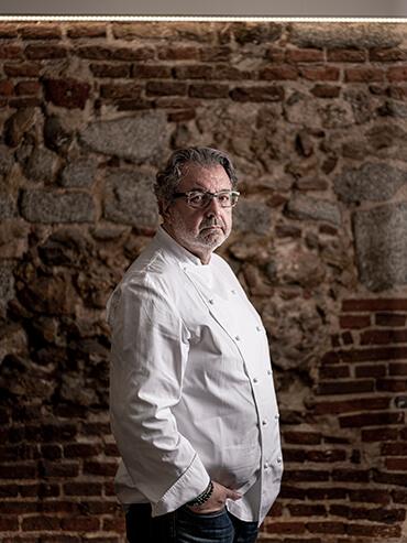 Chef Juanjo López, el arte de la continua reinvención personal