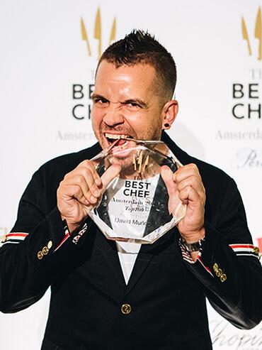Dabiz Muñoz, elegido el  mejor cocinero del mundo por The Best Chef Awards 2021