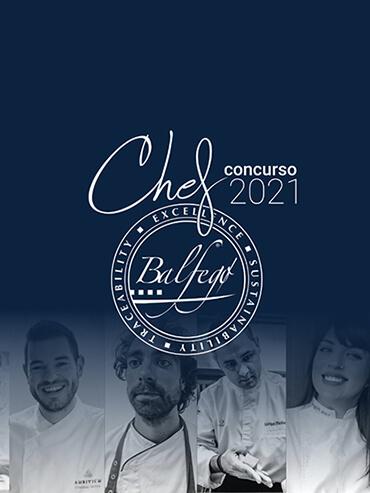 Ocho cocineros en la final del concurso Chef Balfegó 2021