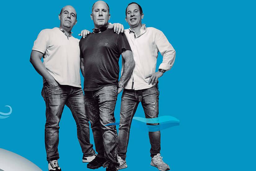 Hermanos Meneghello, the ideal family team    FaceFoodMag