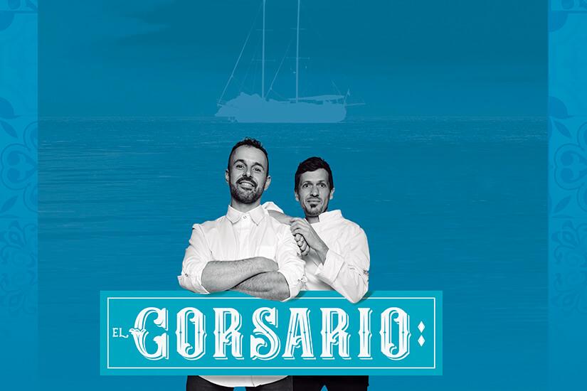 El Corsario: a tribute to modern Ibizan cooking with the signature of chef José Miguel Bonet