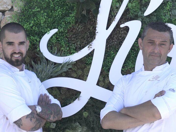Interview with Josetxo Arrieta and Jordi Grau. Lío, Club Restaurant Cabaret