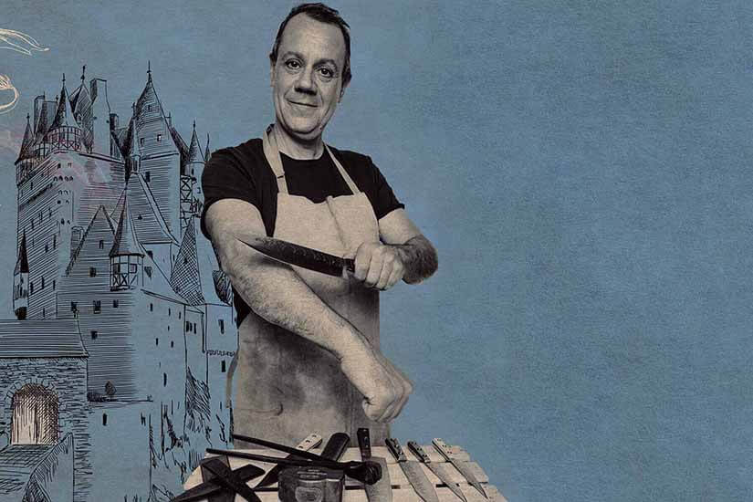 Juan Boned, the last knife maker in Ibiza | FaceFoodMag