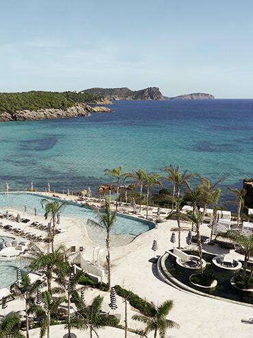 El lujo hedonista regresa con BLESS Hotel Ibiza | FFMAG