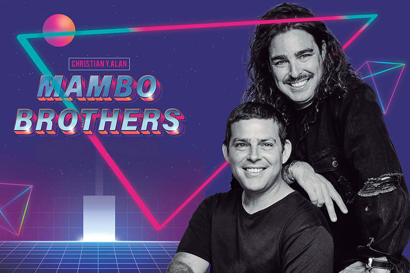 """Christian y Alan """"Mambo Brothers"""" 