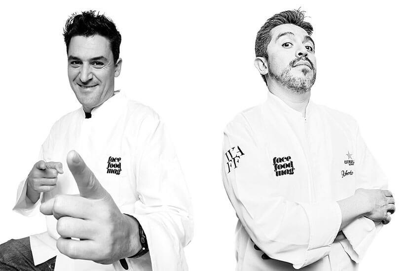 Óscar Molina y Roberto Ruiz, un cuatro manos mestizo en La Gaia