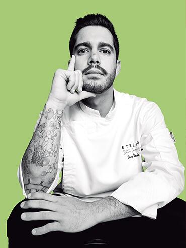 Paco Budia, head chef at Etxeko Ibiza