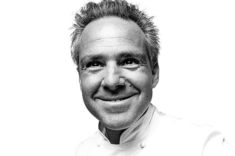 Pau Barba, chef of Can Domo