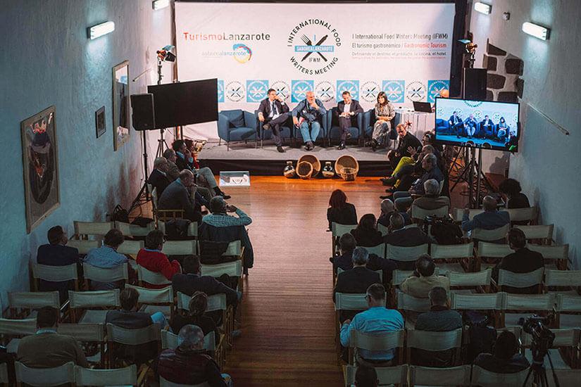 Periodistas de Europa debatirán sobre la comunicación del turismo gastronómico sostenible en el II IFWM19 de Lanzarote, previo al gran festival Saborea Lanzarote