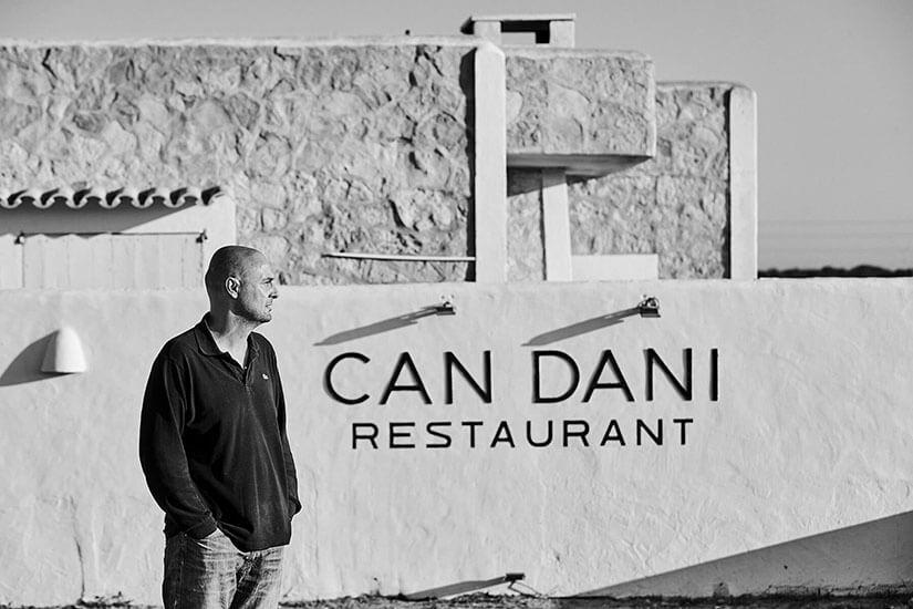Daniel Serra, owner of Can Dani Restaurant | FaceFoodMag