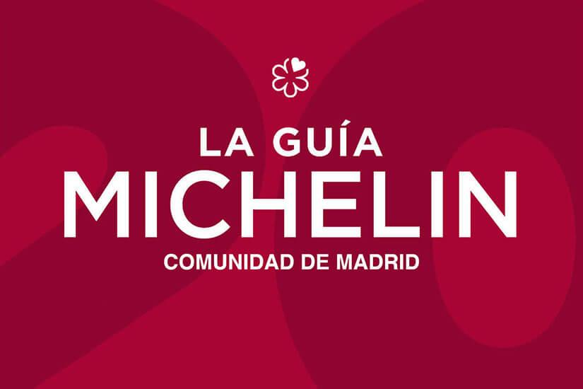 🏅 Restaurantes de la Comunidad de Madrid con estrellas Michelin en 2020