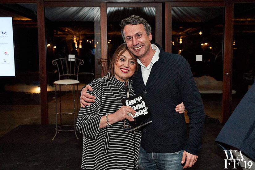 """FaceFoodMag entrega un galardón honorífico a Roser Torras """"por su trayectoria en el sector gastronómico"""""""