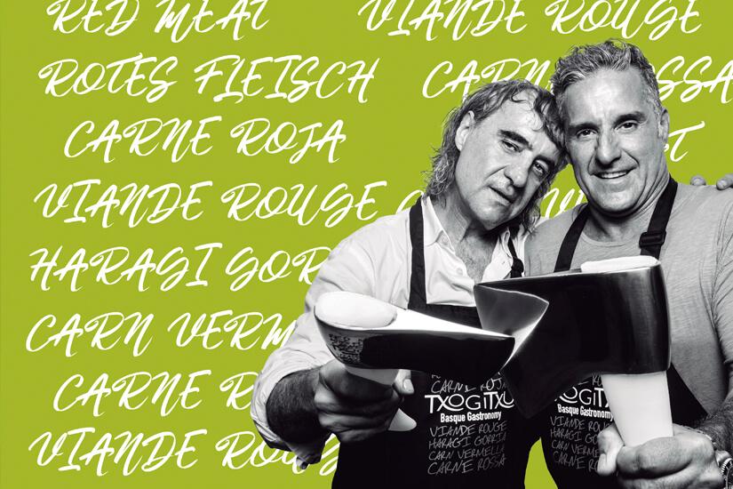 Txogitxu. Basque food in its own words