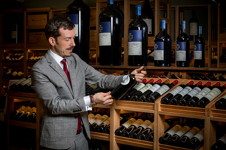 Alex Pardo, director de Grand Cru Academy