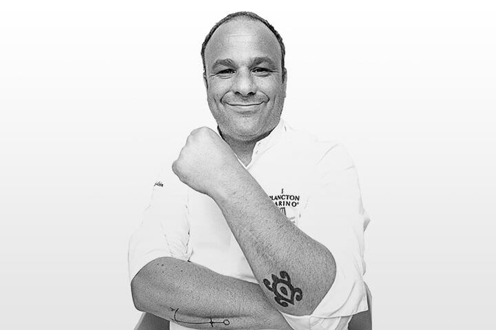 Chef ángel León. Gastronomika 2020
