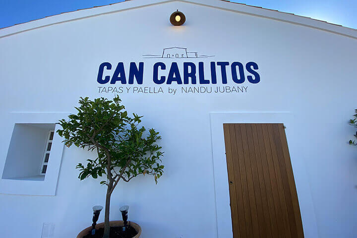 Can Carlitos facade