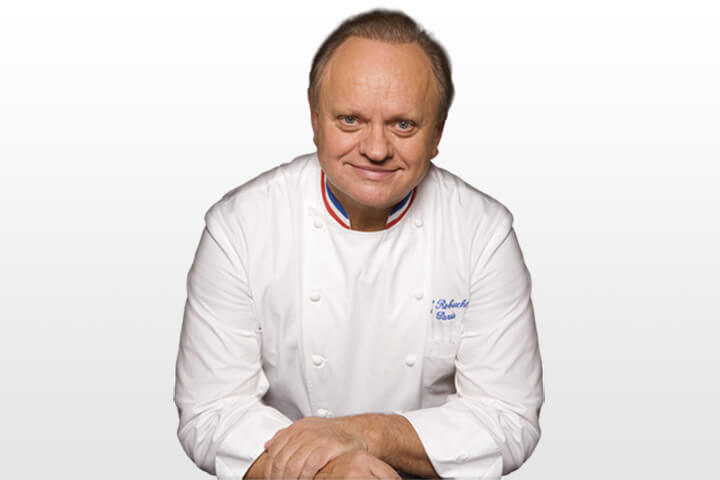 Joël Robuchon, el chef con más estrellas Michelin de la historia