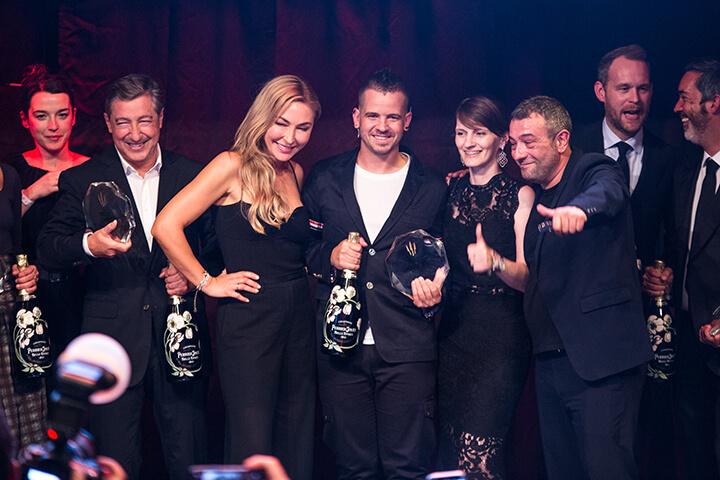 Entrega de premios The Best Chef Awards 2021