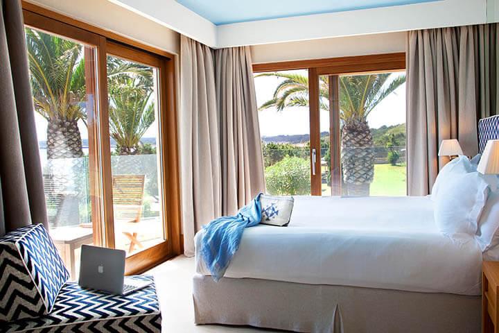Room of Gecko Hotel & Beach Club, Formentera