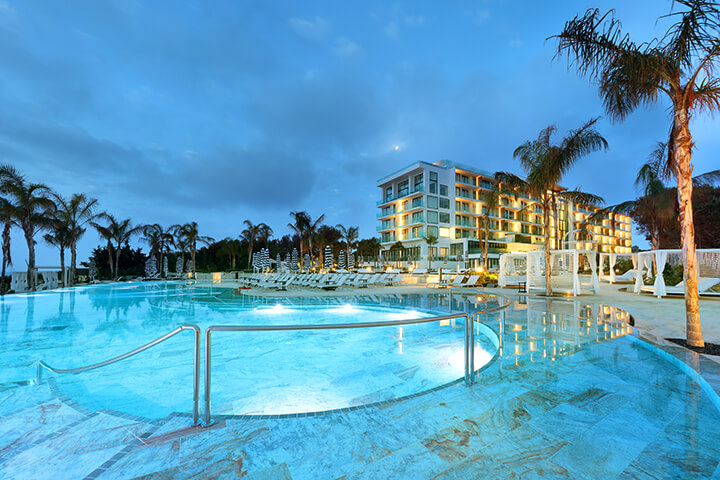 Llum Pool Club. BLESS Hotel Ibiza