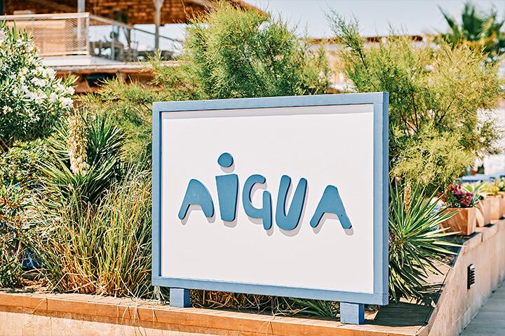 Restaurante Aigua de Nandu Jubany en Formentera
