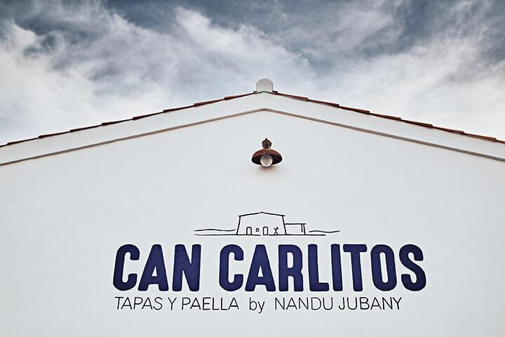 Restaurante Can Carlitos. Formentera