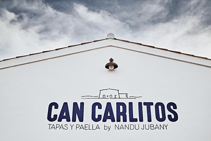 Can Carlitos. Formentera