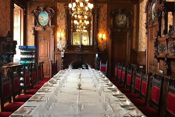Restaurante Pestana Palace. Lisboa