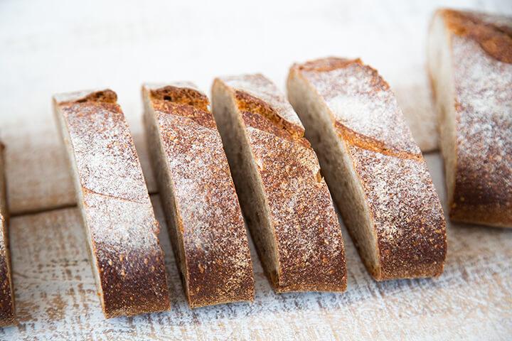 Petit sarrasin. Pan de Triticum
