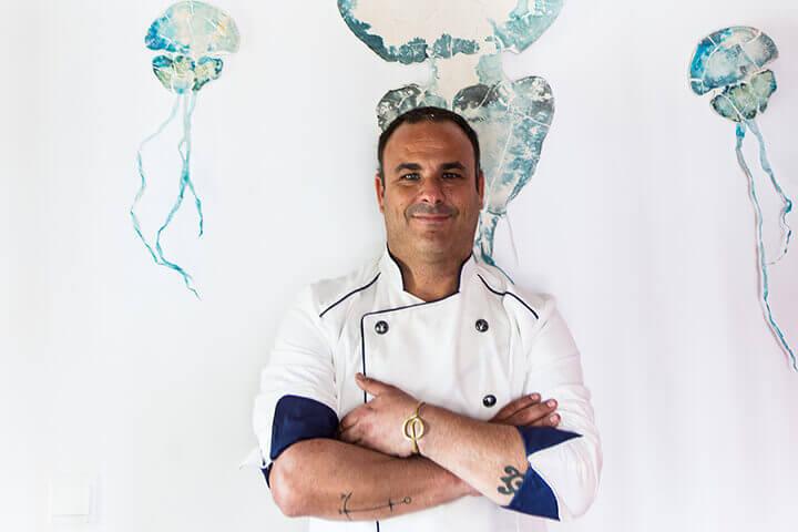 Chef Ángel León