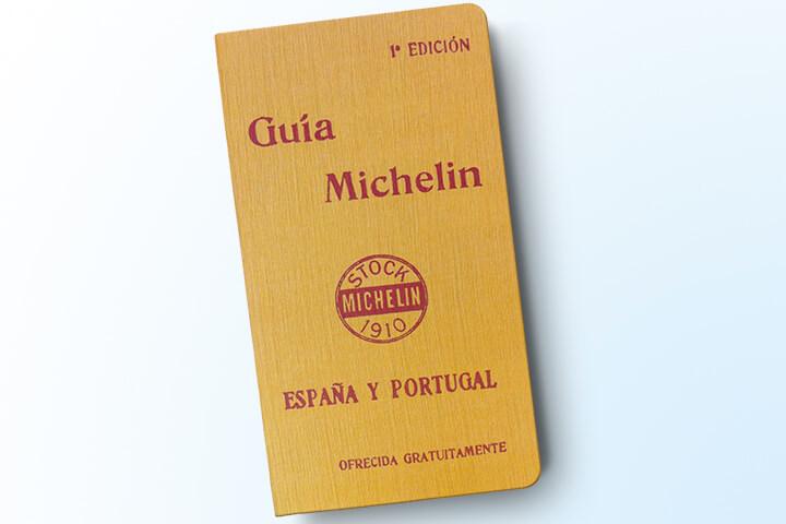 Primera Guía Michelin España y Portugal