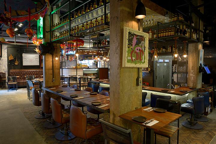 Restaurante A Casa do Porco del chef Jefferson Rueda