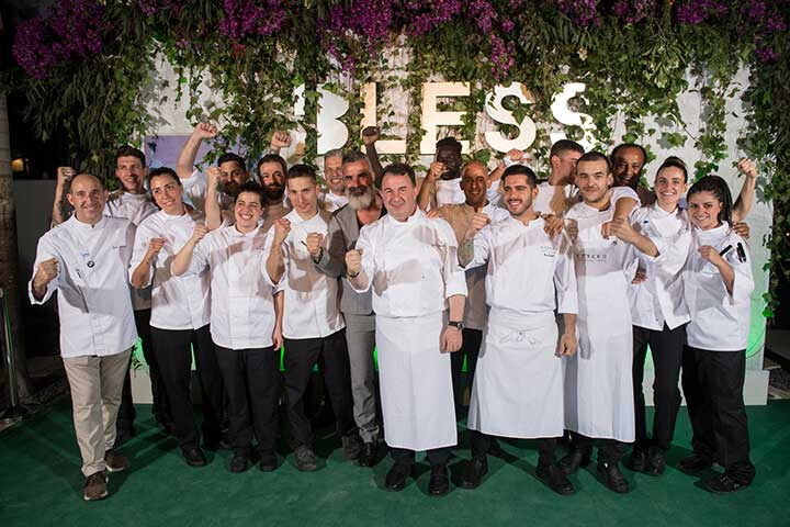 Team Etxeko Ibiza Restaurant