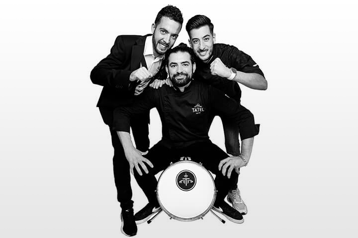 Team Tatel en Hard Rock Hotel Ibiza
