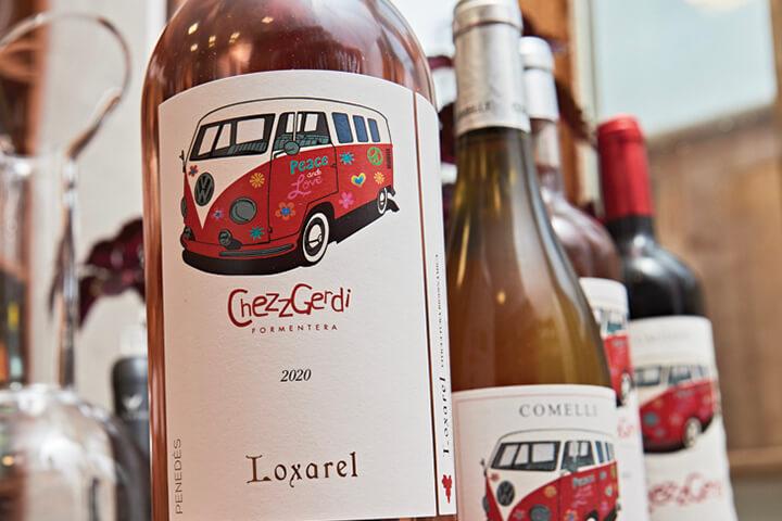 ChezzGerdi wine