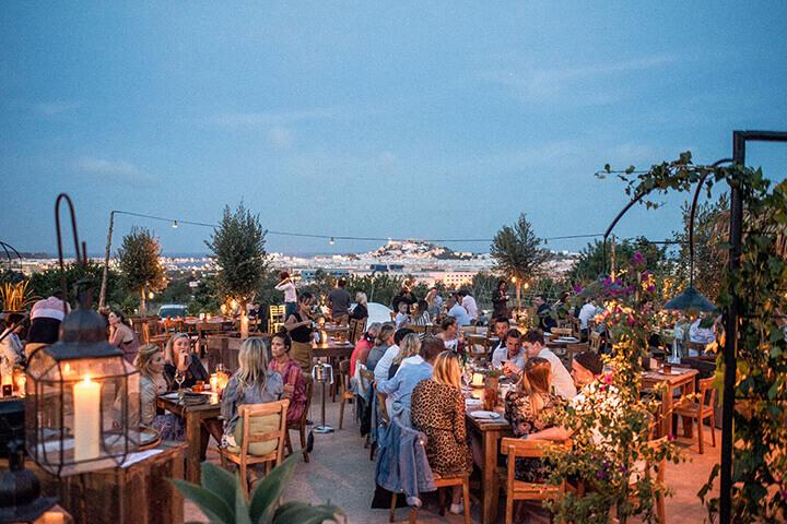 Views from Casa Maca, Ibiza
