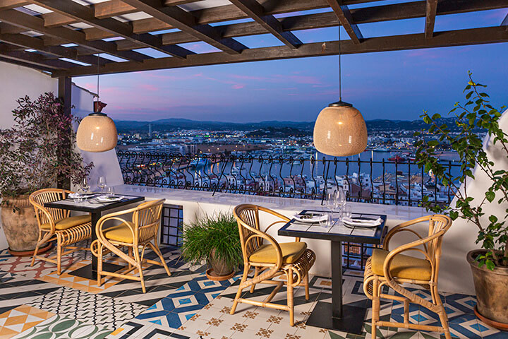 José Miguel Bonet al mando de la nueva cocina del Corsario Restaurant & Terrace