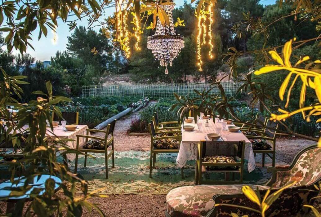 Jardín A Mi Manera Ibiza