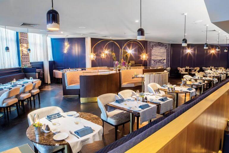 Restaurante Akla. Lisboa